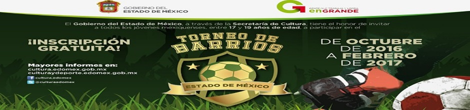 Torneo de barrios